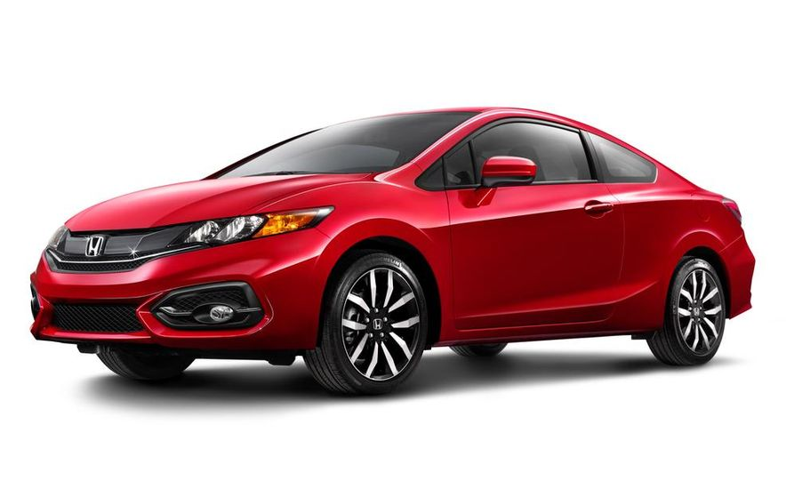 2014 Honda Civic Si coupe - Slide 11