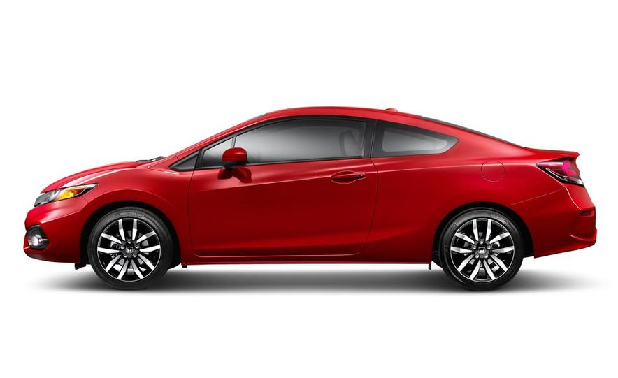 2014 Honda Civic Si coupe - Slide 12