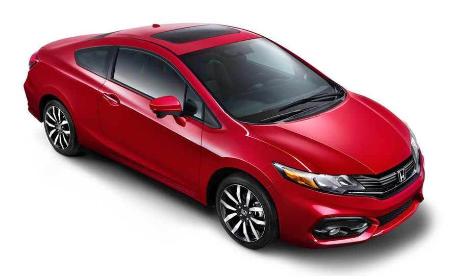 2014 Honda Civic Si coupe - Slide 13
