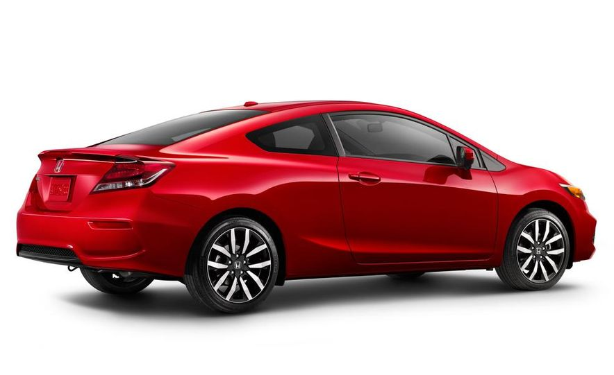 2014 Honda Civic Si coupe - Slide 15
