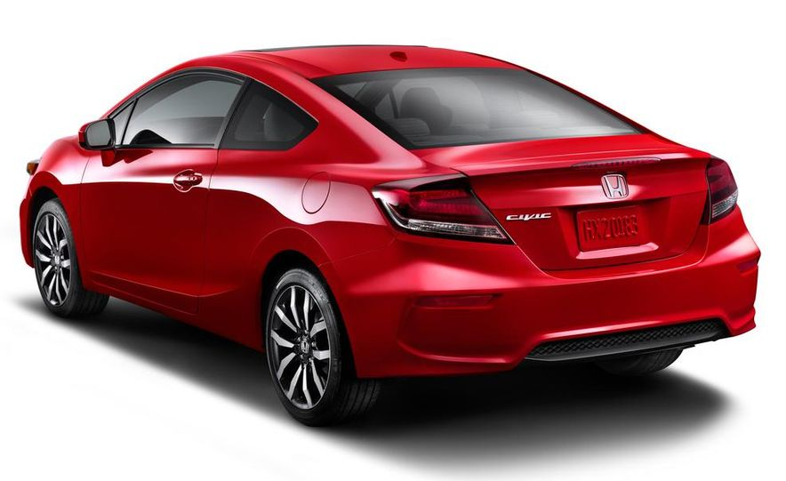 2014 Honda Civic Si coupe - Slide 16