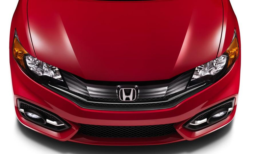 2014 Honda Civic Si coupe - Slide 18