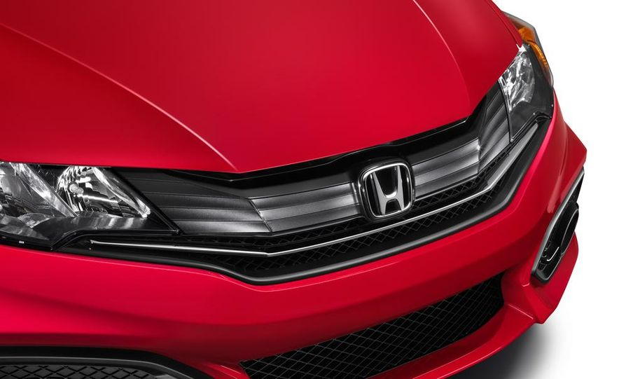 2014 Honda Civic Si coupe - Slide 19