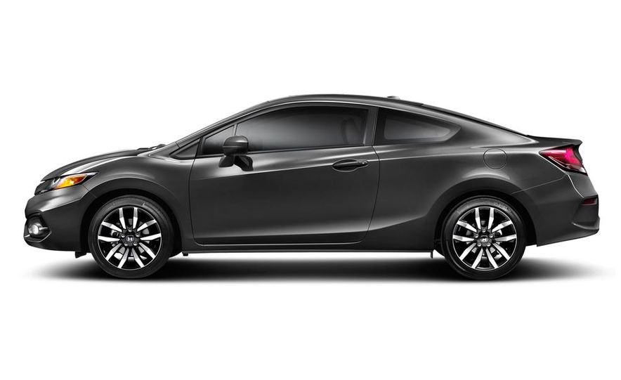 2014 Honda Civic Si coupe - Slide 24