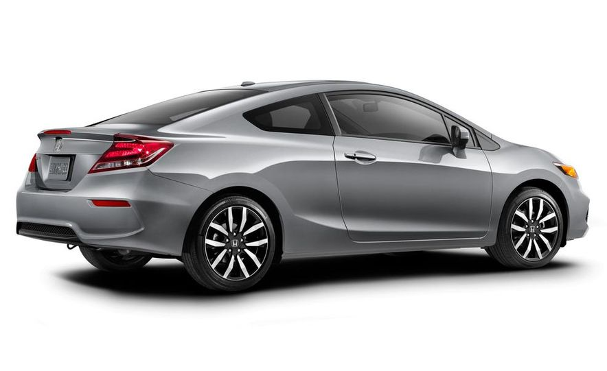 2014 Honda Civic Si coupe - Slide 25