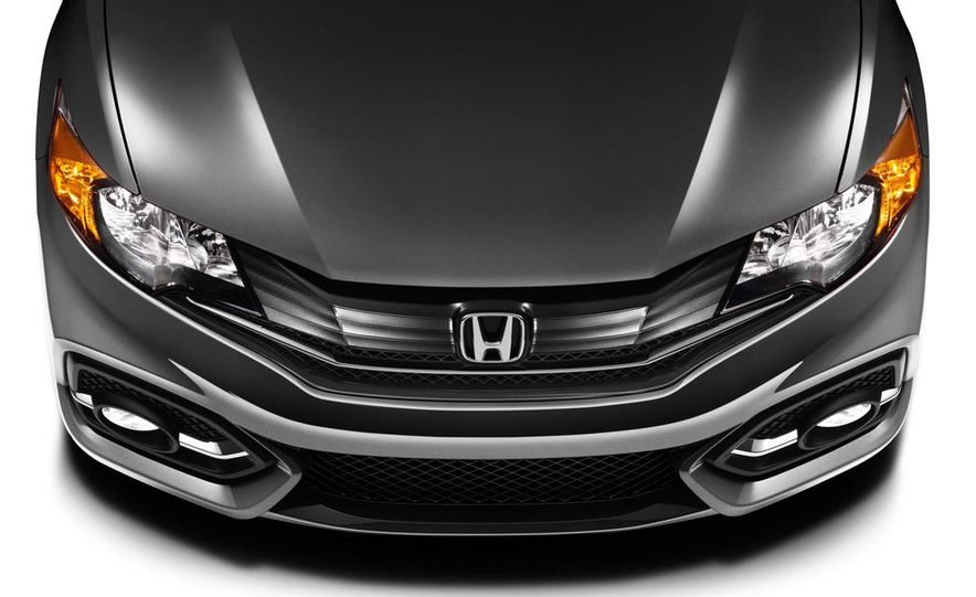 2014 Honda Civic Si coupe - Slide 26