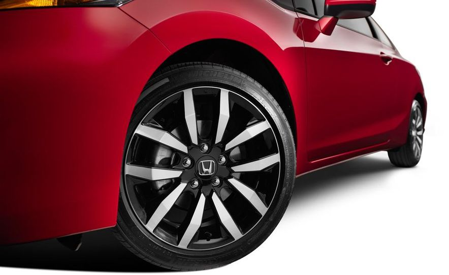 2014 Honda Civic Si coupe - Slide 20