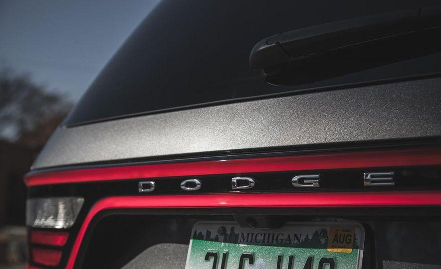 2014 Dodge Durango Citadel AWD - Slide 23