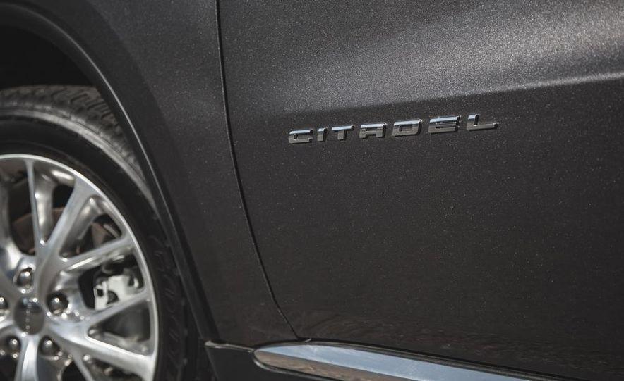 2014 Dodge Durango Citadel AWD - Slide 21