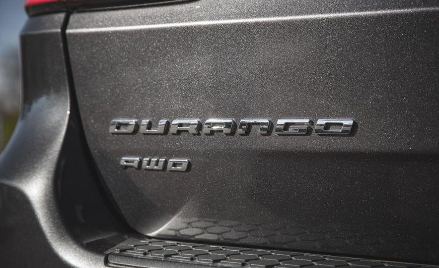 2014 Dodge Durango Citadel AWD - Slide 26