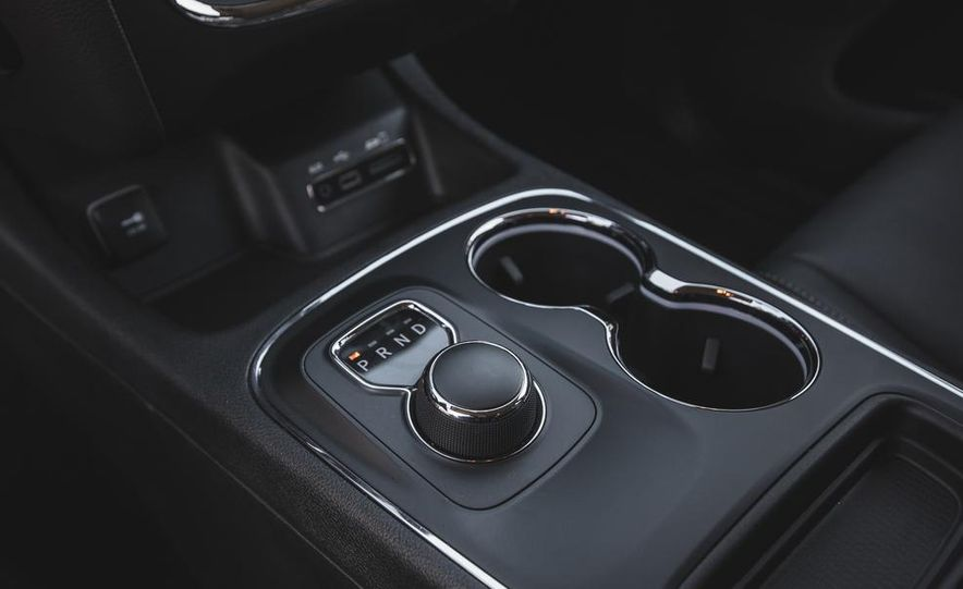 2014 Dodge Durango Citadel AWD - Slide 46