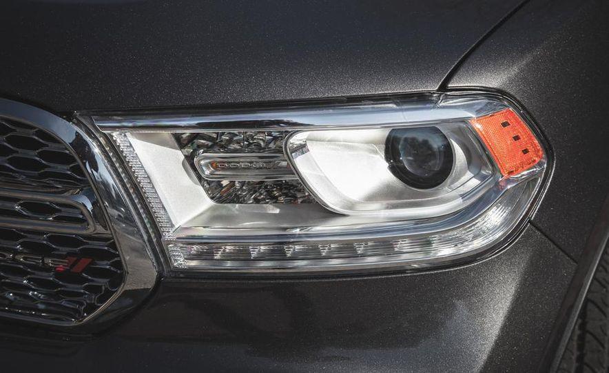 2014 Dodge Durango Citadel AWD - Slide 19