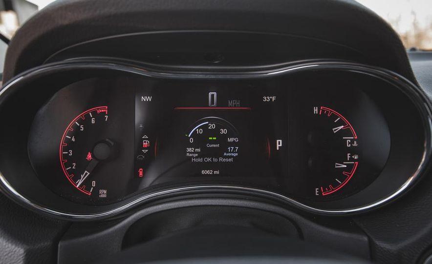 2014 Dodge Durango Citadel AWD - Slide 43