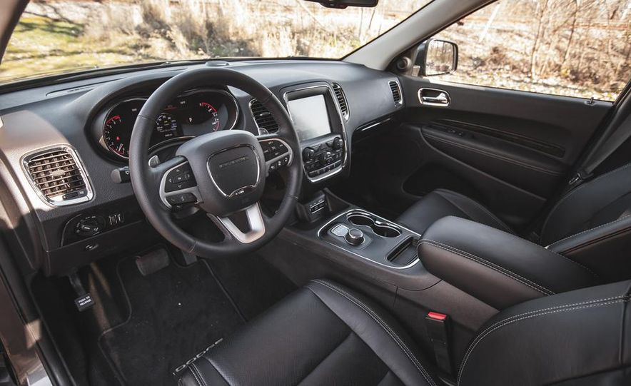 2014 Dodge Durango Citadel AWD - Slide 28