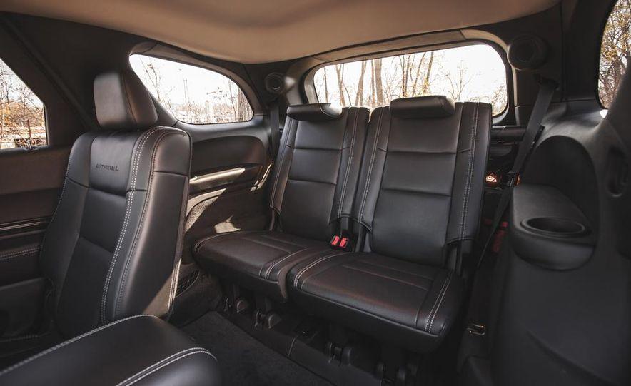 2014 Dodge Durango Citadel AWD - Slide 35