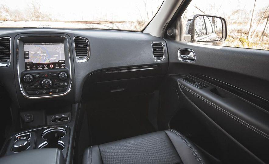 2014 Dodge Durango Citadel AWD - Slide 38