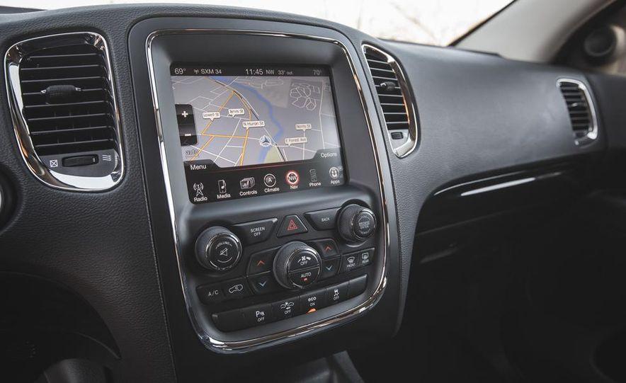 2014 Dodge Durango Citadel AWD - Slide 44