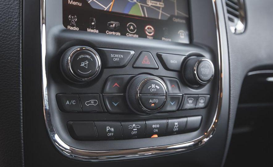 2014 Dodge Durango Citadel AWD - Slide 45