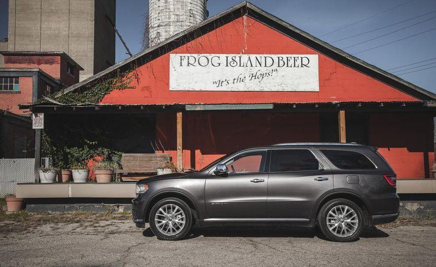 2014 Dodge Durango Citadel AWD - Slide 14