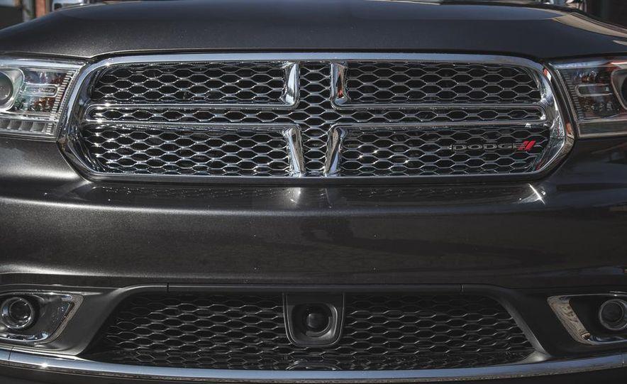 2014 Dodge Durango Citadel AWD - Slide 16