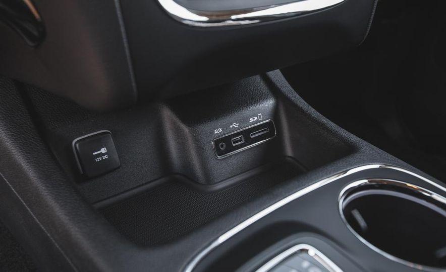 2014 Dodge Durango Citadel AWD - Slide 47