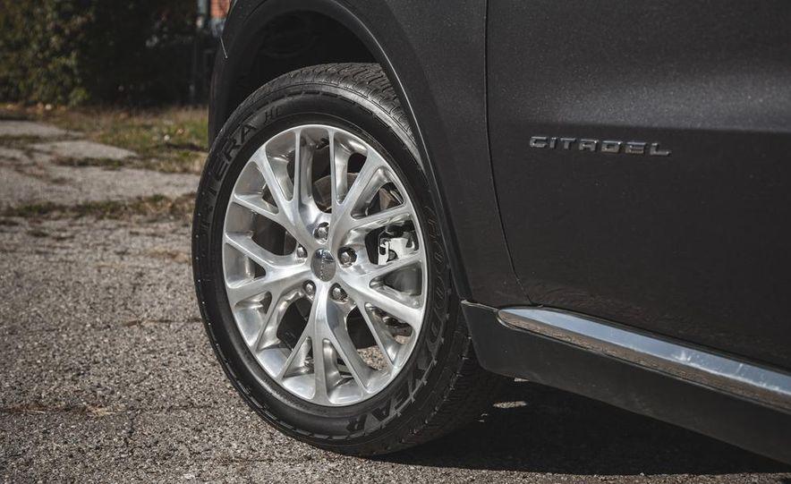 2014 Dodge Durango Citadel AWD - Slide 20