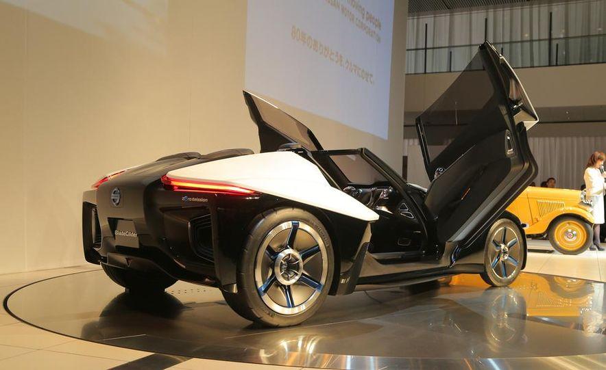 Nissan BladeGlider concept - Slide 9