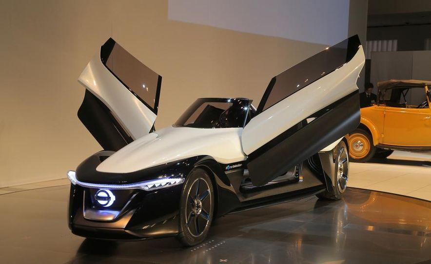 Nissan BladeGlider concept - Slide 14
