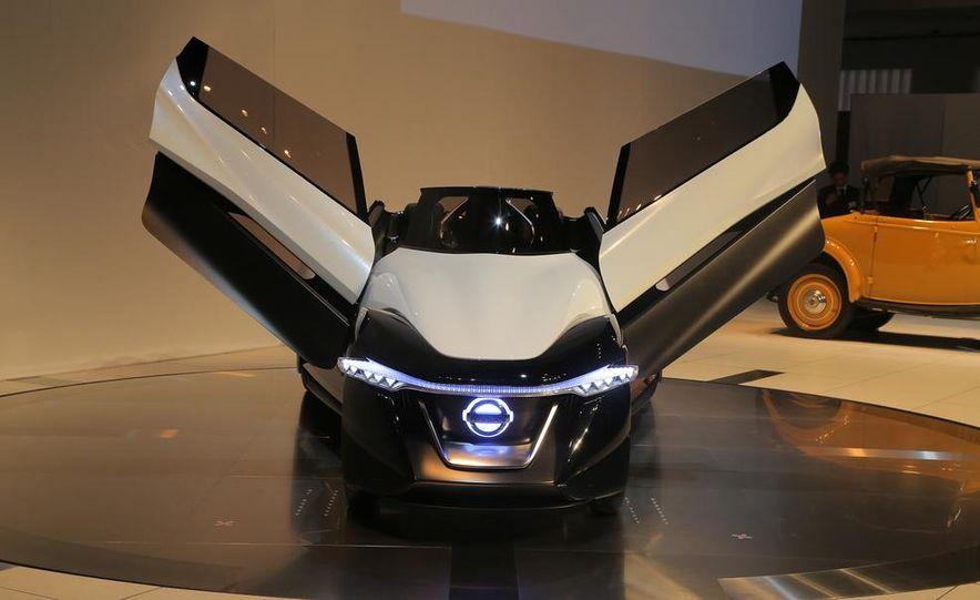 Nissan BladeGlider concept - Slide 15