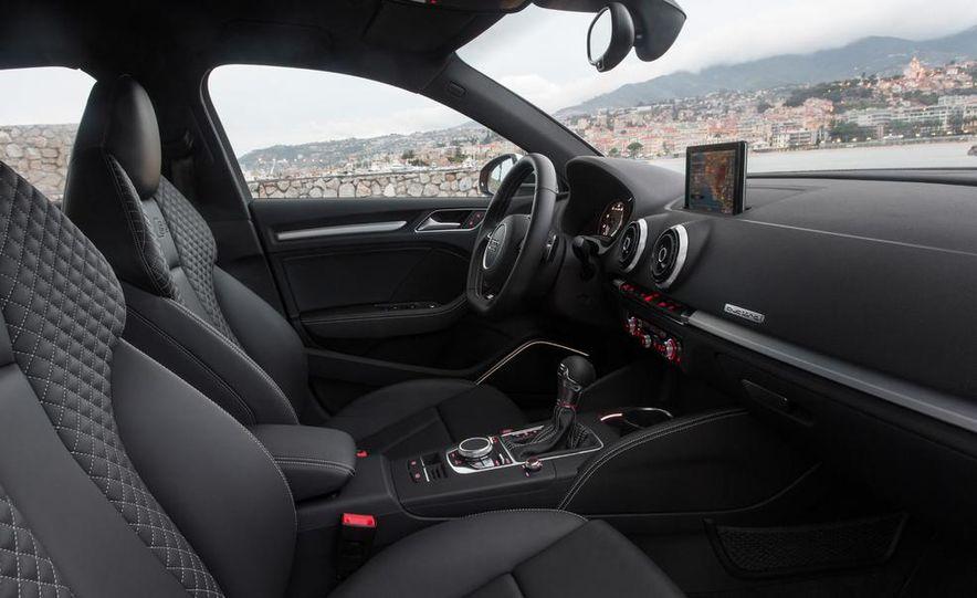 2015 Audi S3 sedan - Slide 22