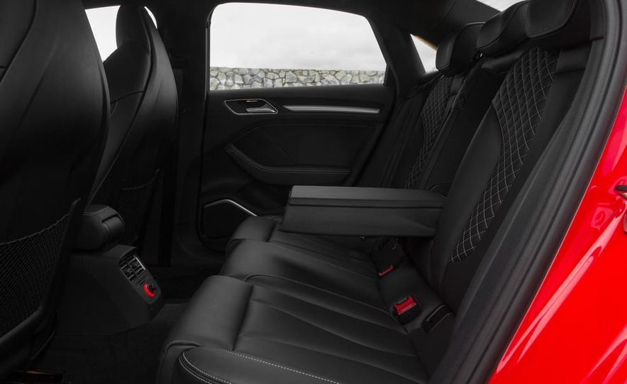 2015 Audi S3 sedan - Slide 25