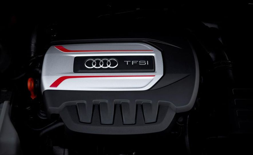 2015 Audi S3 sedan - Slide 34