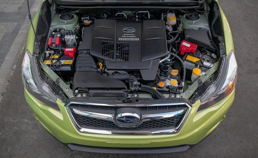 2014 Subaru XV Crosstrek hybrids - Slide 57