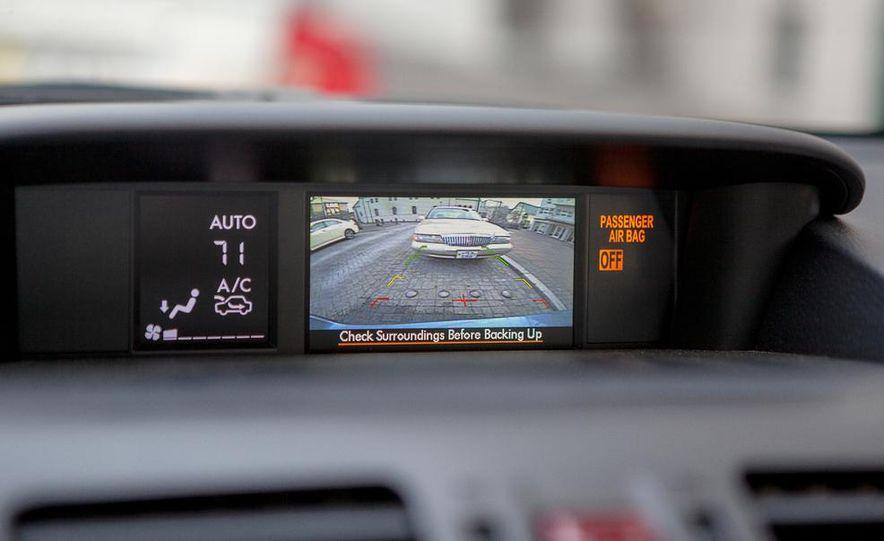 2014 Subaru XV Crosstrek hybrids - Slide 53