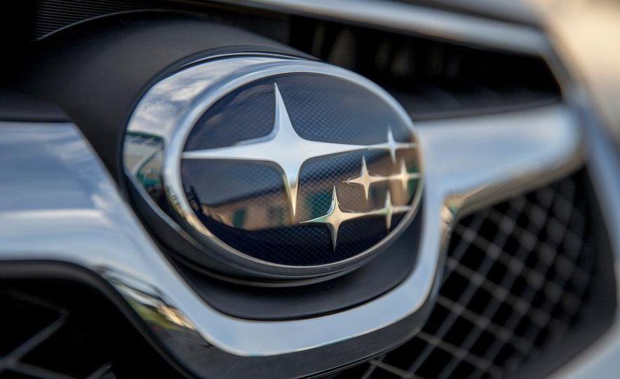 2014 Subaru XV Crosstrek hybrids - Slide 74