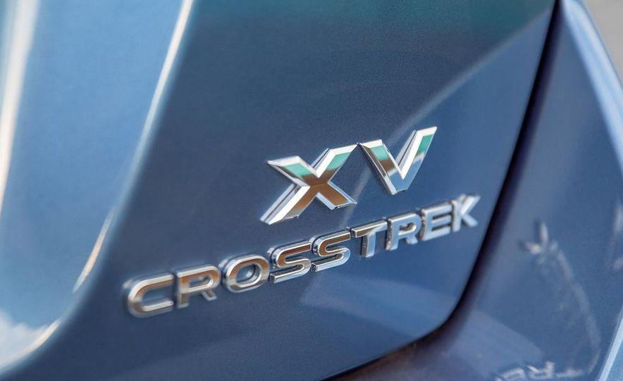 2014 Subaru XV Crosstrek hybrids - Slide 79