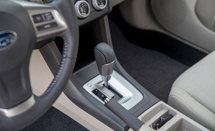 2014 Subaru XV Crosstrek hybrids - Slide 89