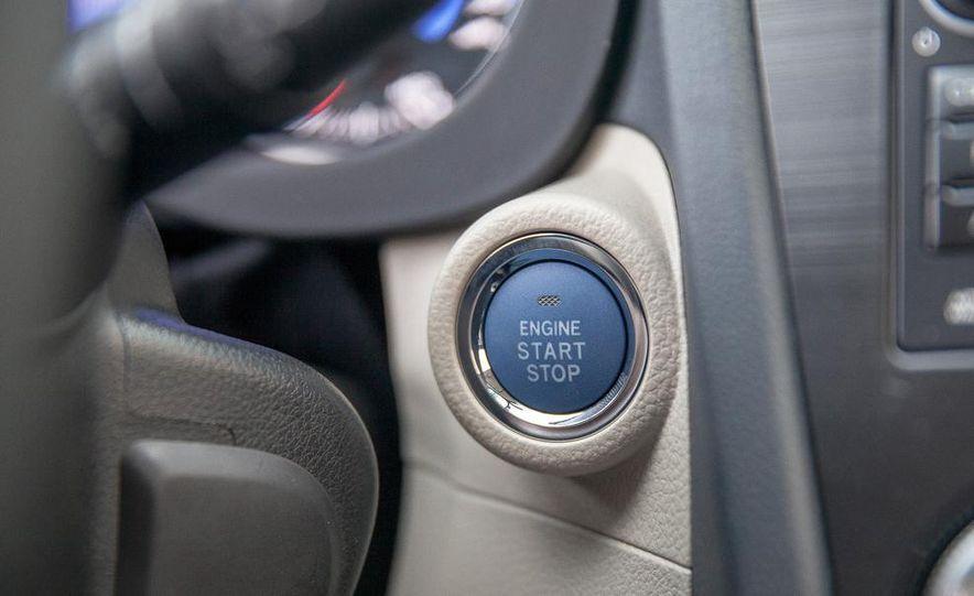 2014 Subaru XV Crosstrek hybrids - Slide 91