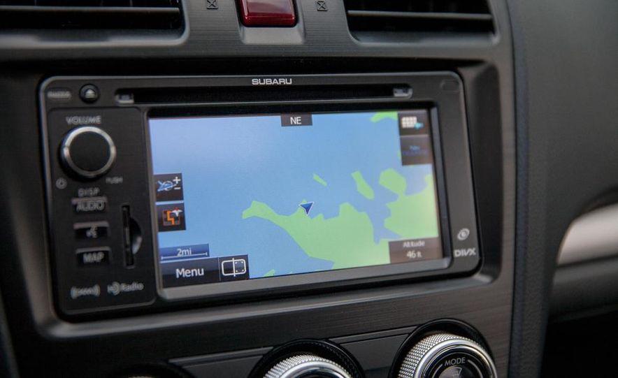 2014 Subaru XV Crosstrek hybrids - Slide 41