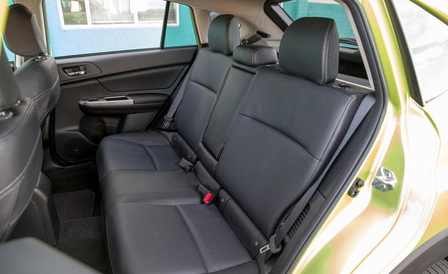 2014 Subaru XV Crosstrek hybrids - Slide 37