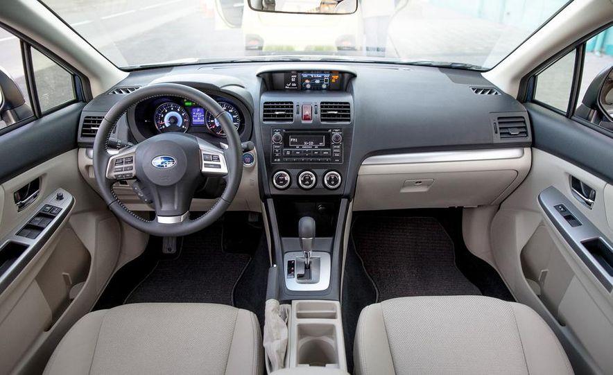 2014 Subaru XV Crosstrek hybrids - Slide 81