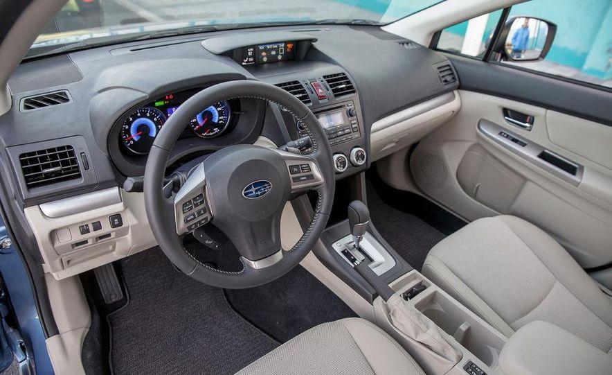 2014 Subaru XV Crosstrek hybrids - Slide 82