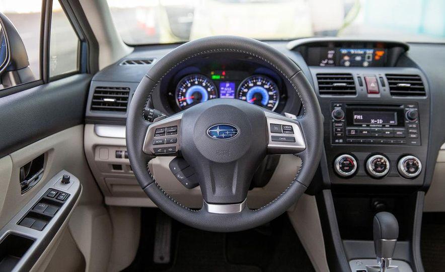 2014 Subaru XV Crosstrek hybrids - Slide 83