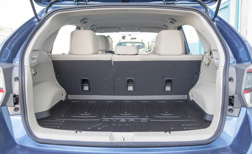 2014 Subaru XV Crosstrek hybrids - Slide 87