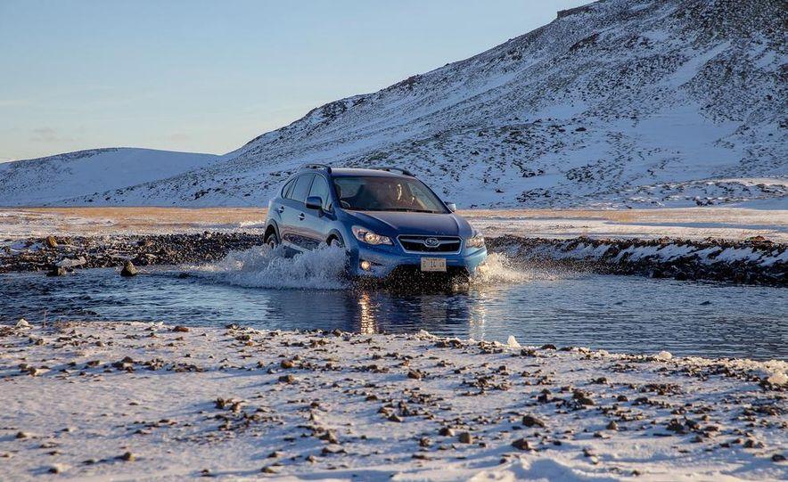 2014 Subaru XV Crosstrek hybrids - Slide 63