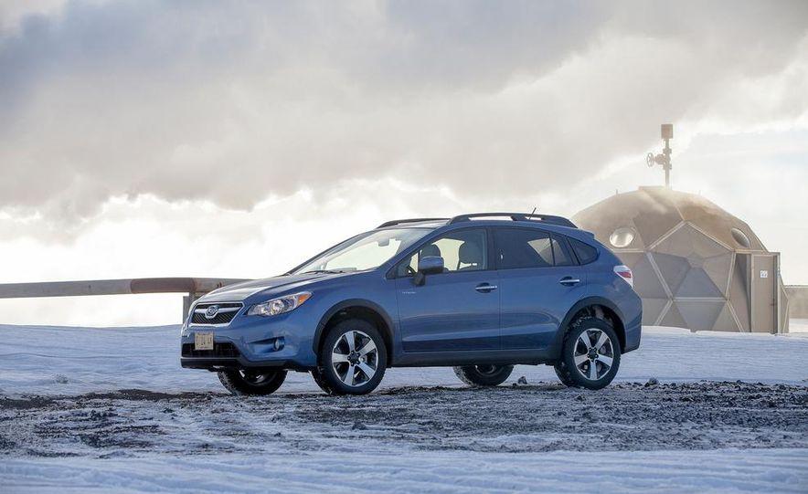 2014 Subaru XV Crosstrek hybrids - Slide 70