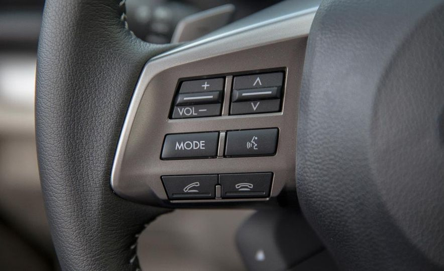 2014 Subaru XV Crosstrek hybrids - Slide 92