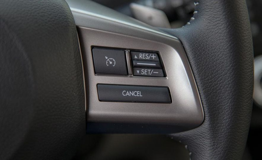 2014 Subaru XV Crosstrek hybrids - Slide 93