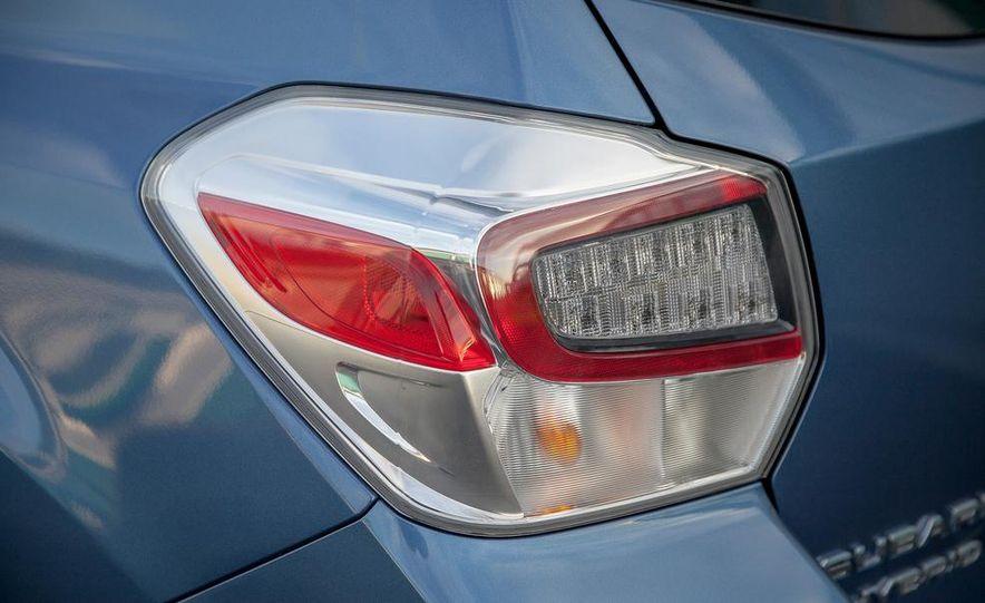 2014 Subaru XV Crosstrek hybrids - Slide 75