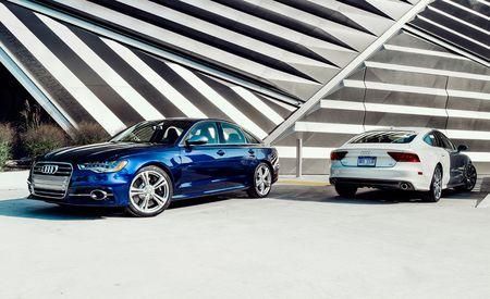 2014 Audi A6 / S6 / A7